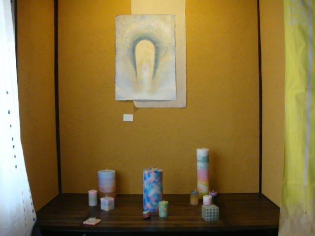 candle-tokonoma