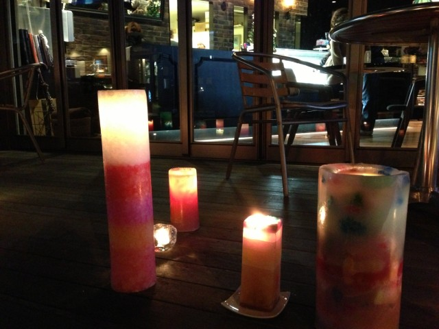 candle night 〜@北浜FOCE〜