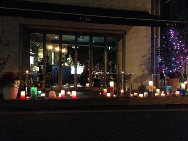 candle night〜@北浜FOCE〜