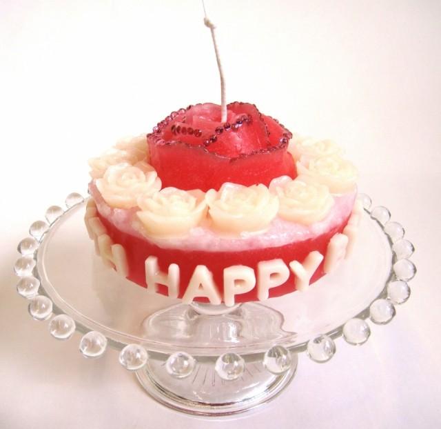 HAPPY BIRTHDAY キャンドル