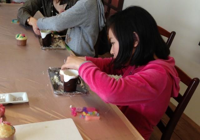 キャンドル作り 子供