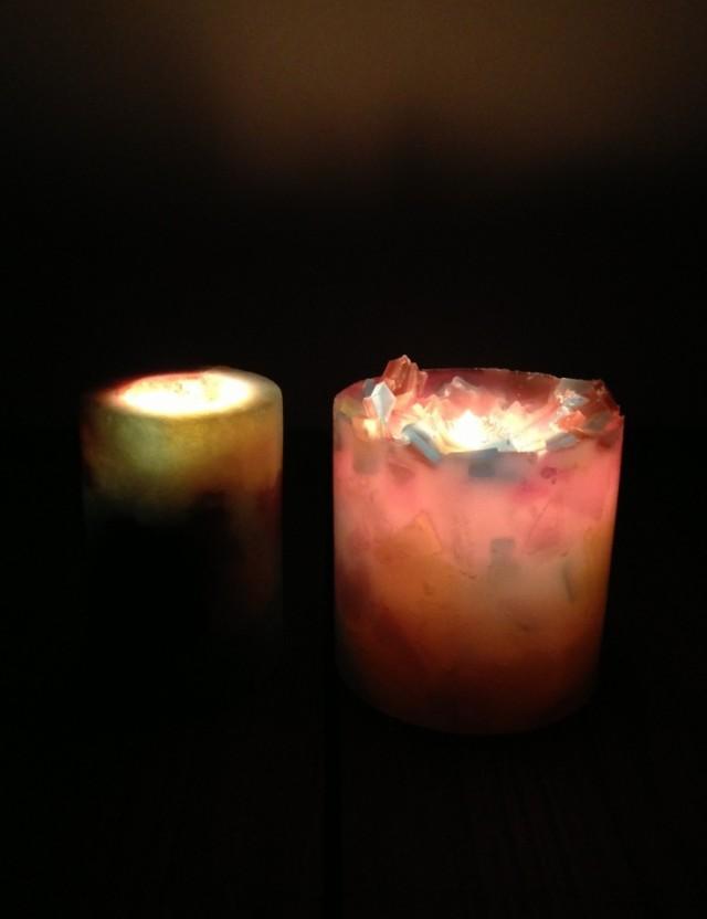 灯すキャンドルレインボーソウル