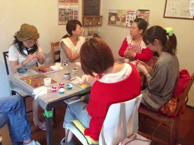 新大阪キャンドルアート教室