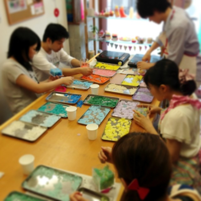 キャンドル教室大阪