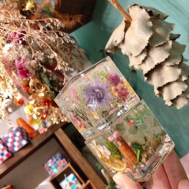 咲やこの花館ジェルキャンドル